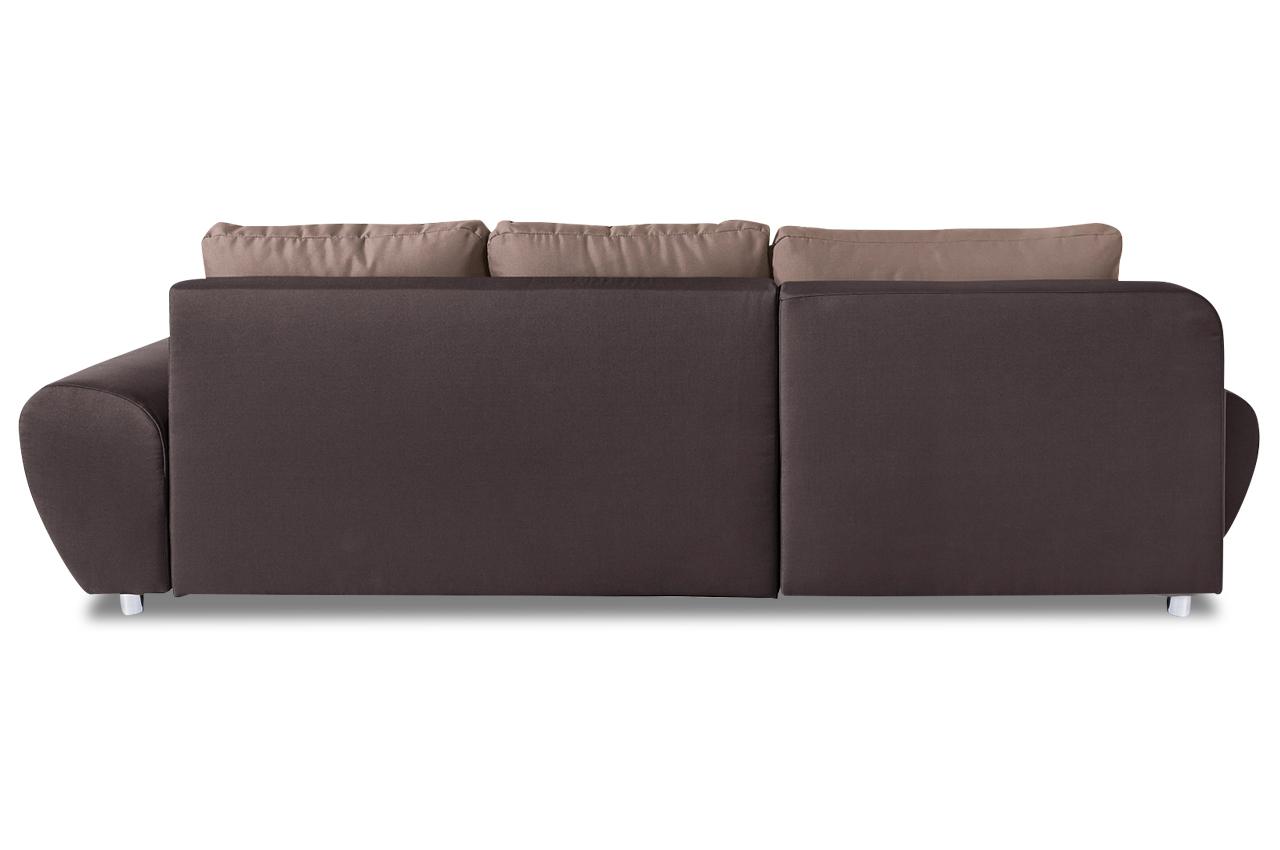 Xxl hoekbank met slaapfunctie : Sit more hoekbank bandos xl met bed bankstelplus