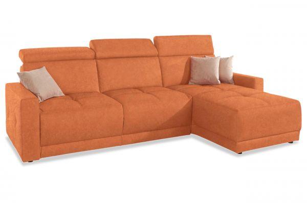 Hoekbank Ava - Oranje