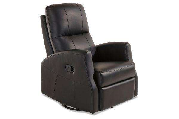 Atlantic Collection Relaxfauteuil Doris - met Relax - Zwart