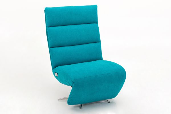 Hjort Knudsen Fauteuil 6492 - Towel 2832 Turquoise