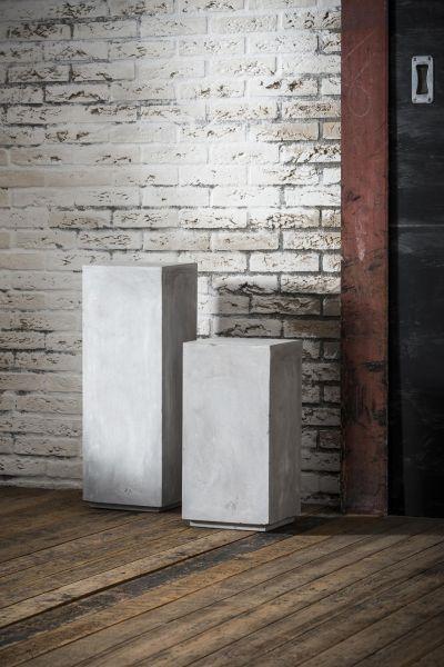 Bloemenzuil Pillar 50 - Concrete